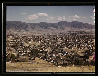Butte, MT circa 1942