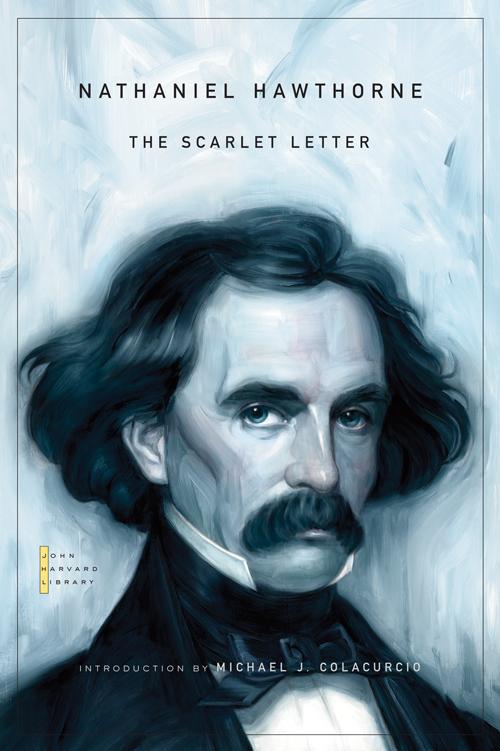author scarlet letter