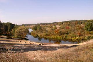 Usmanka valley_September