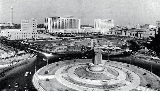 Tahrir_Square_1962
