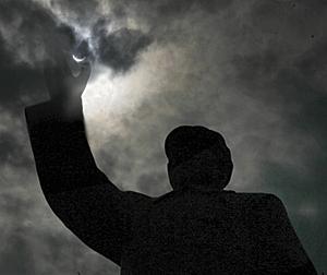 Mao-statue