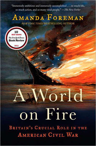A World on Fire, paperback edition