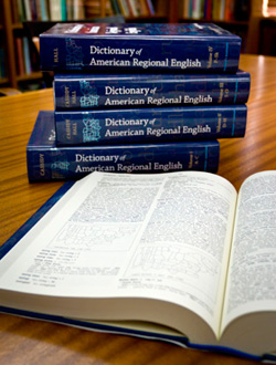Dictionary-of-American-Regional-English