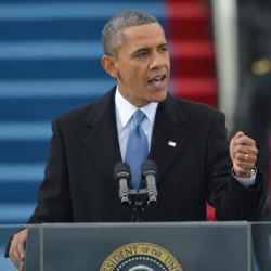 Obama's Second Inaugural Address