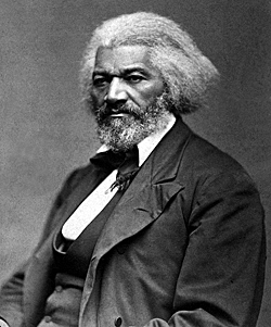 Frederick Douglass circa 1874
