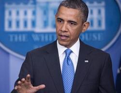Obama Press Conference on Syria