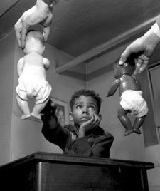 Kenneth Clark's Doll Test