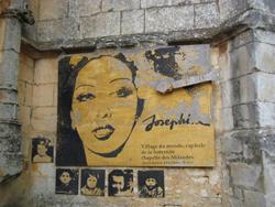 Josephine Baker Sign