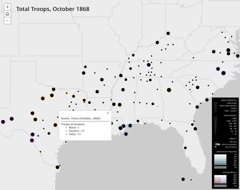 Mapping Occupation screenshot