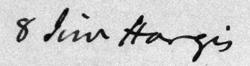 Jim Hargis, name on list