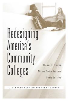 Redesigning America's Community Colleges