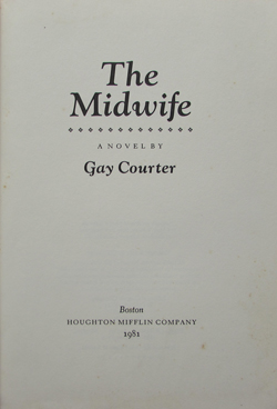 The Midwife Title Page