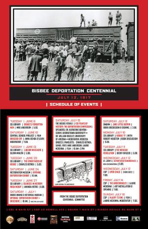 Bisbee Deportation Centennial