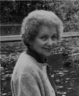 Photo of Vivian Gussin Paley