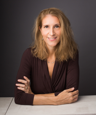Photo of Catherine A. Sanderson, author of Why We Act: Turning Bystanders into Moral Rebels, Harvard University Press / Photo by Joanna Chattman