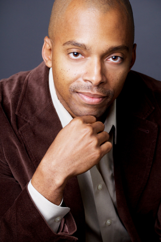 Photo of Khalil Gibran Muhammad, author of The Condemnation of Blackness: Race, Crime, and the Making of Modern Urban America, Harvard University Press
