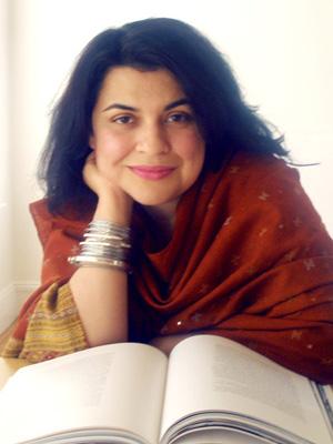 Photo of Sharmila Sen, Editorial Director for Harvard University Press