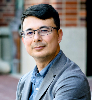 Photo of Duncan Ryūken Williams, author of American Sutra: A Story of Faith and Freedom in the Second World War / Harvard University Press