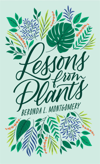 Jacket, Lessons from Plants by Beronda L. Montgomery, Harvard University Press