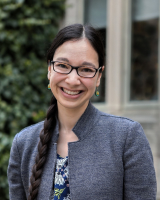 Photo of Beth Lew-Williams, author of The Chinese Must Go: Violence, Exclusion, and the Making of the Alien in America / Harvard University Press