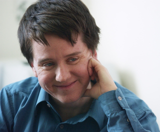 Photo of Heather Love, author of Feeling Backward: Loss and the Politics of Queer History / Harvard University Press